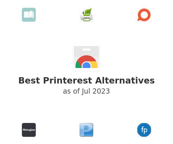 Best Printerest Alternatives