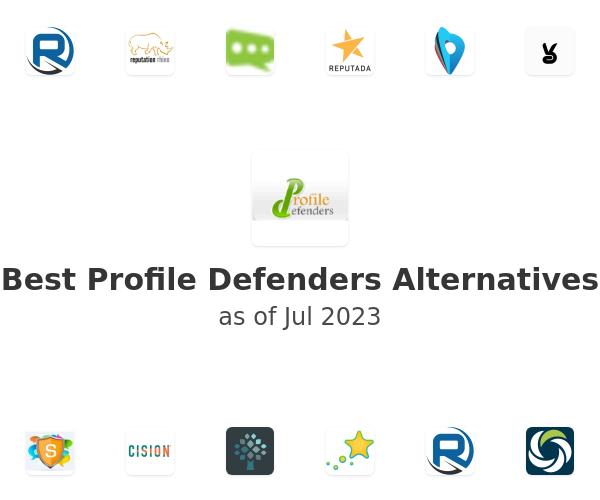 Best Profile Defenders Alternatives