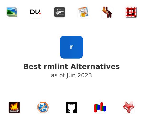 Best rmlint Alternatives