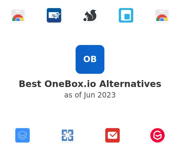 Best OneBox.io Alternatives