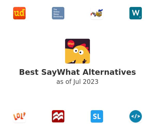 Best SayWhat Alternatives