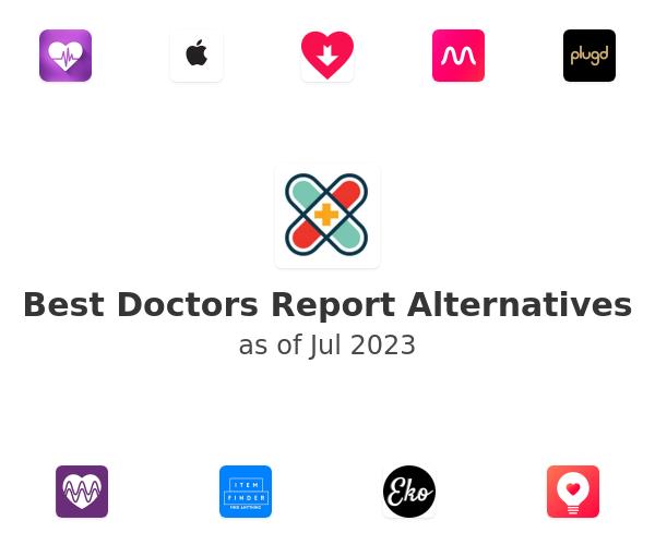 Best Doctors Report Alternatives