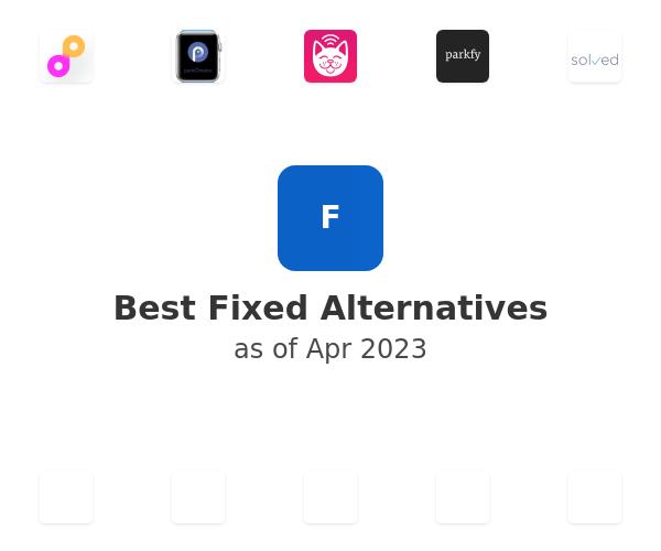 Best Fixed Alternatives