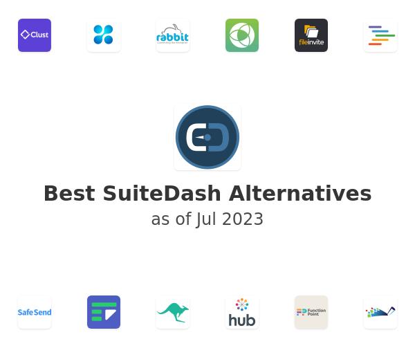 Best SuiteDash Alternatives