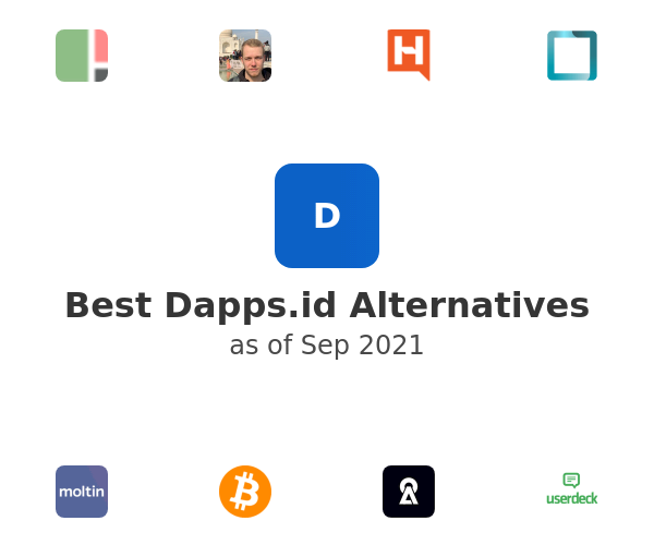 Best Dapps.id Alternatives