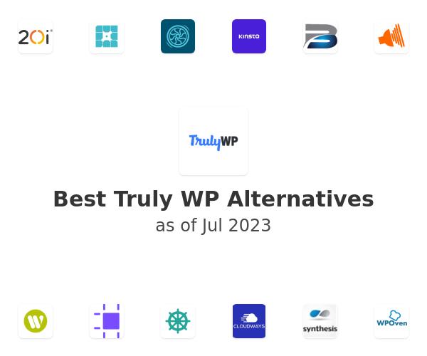 Best Truly WP Alternatives