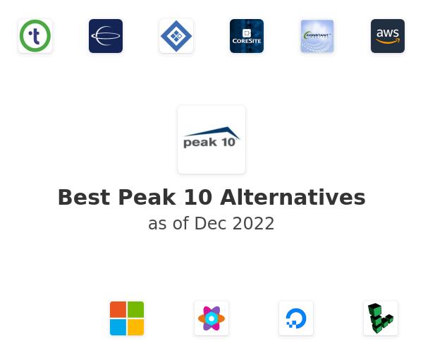 Best Peak 10 Alternatives