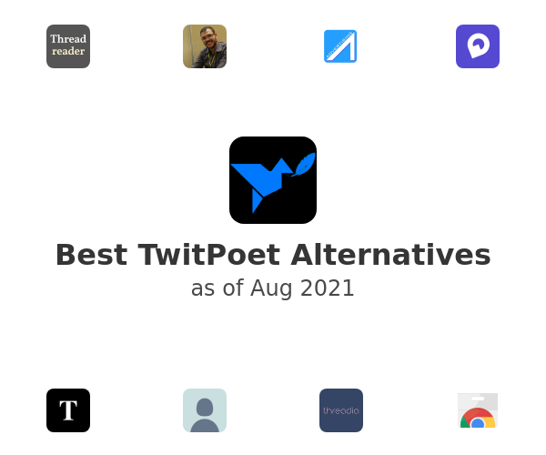 Best TwitPoet Alternatives
