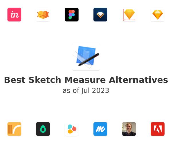 Best Sketch Measure Alternatives