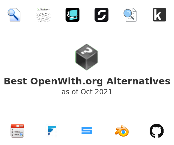 Best OpenWith.org Alternatives