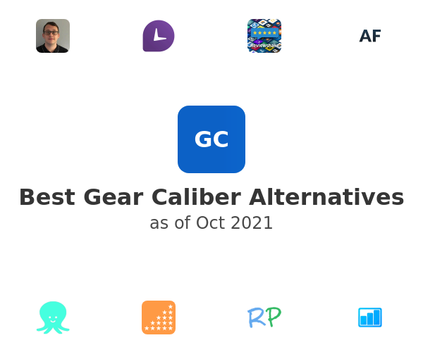 Best Gear Caliber Alternatives