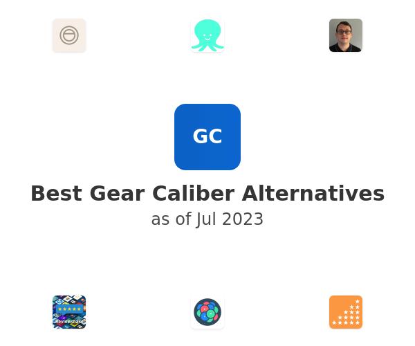 Best Gear Caliber Alternatives