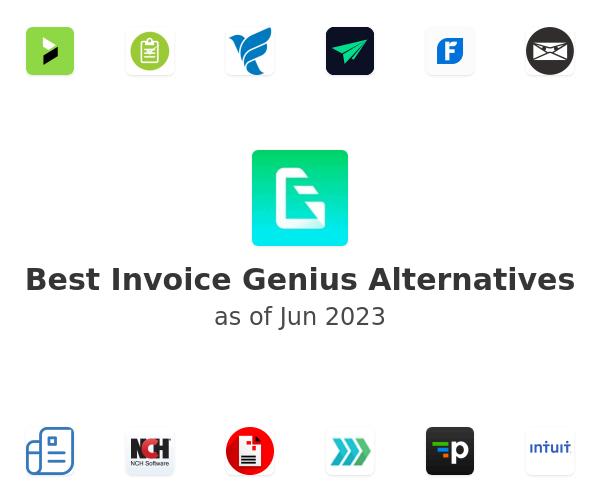 Best Invoice Genius Alternatives