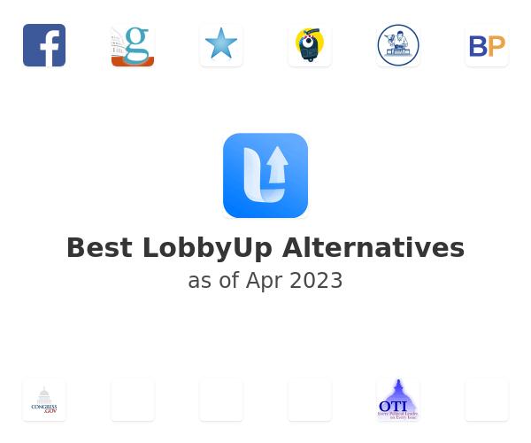 Best LobbyUp Alternatives