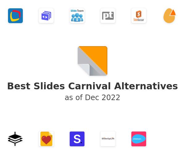 Best Slides Carnival Alternatives