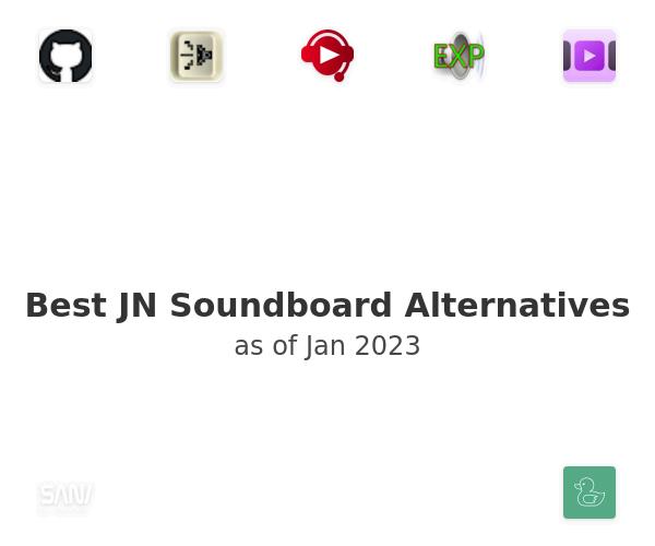 Best JN Soundboard Alternatives