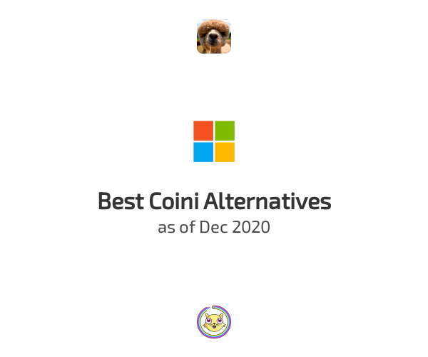 Best Coini Alternatives
