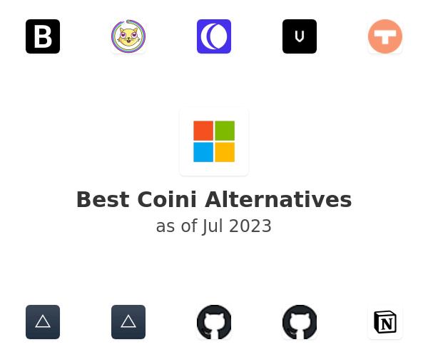 Best Coini Alternatives