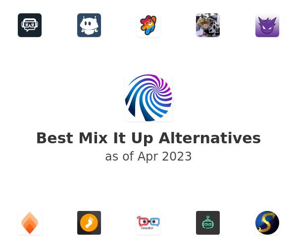 Best Mix It Up Alternatives