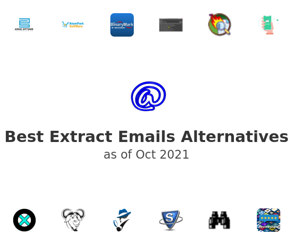 Best Extract Emails Alternatives