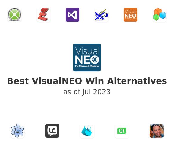 Best VisualNEO Win Alternatives