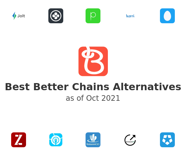 Best Better Chains Alternatives