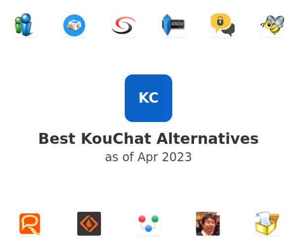 Best KouChat Alternatives