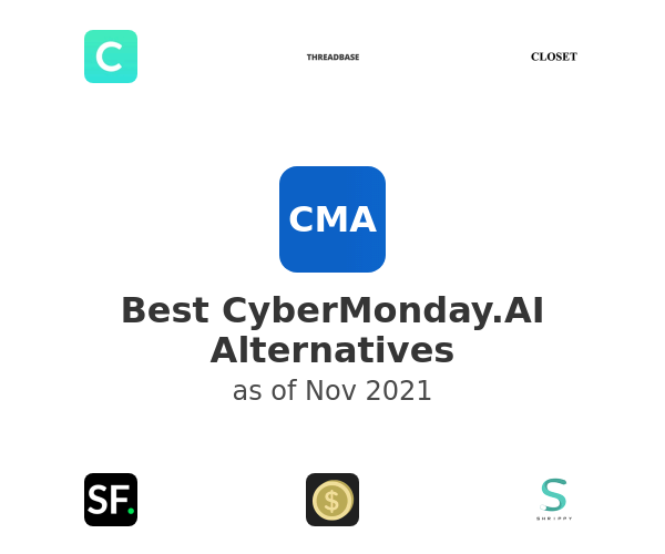 Best CyberMonday.AI Alternatives