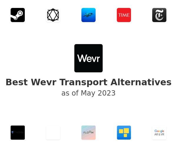 Best Wevr Transport Alternatives