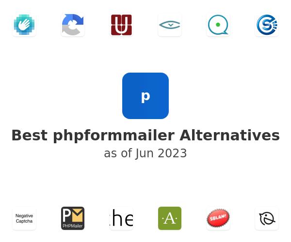 Best phpformmailer Alternatives