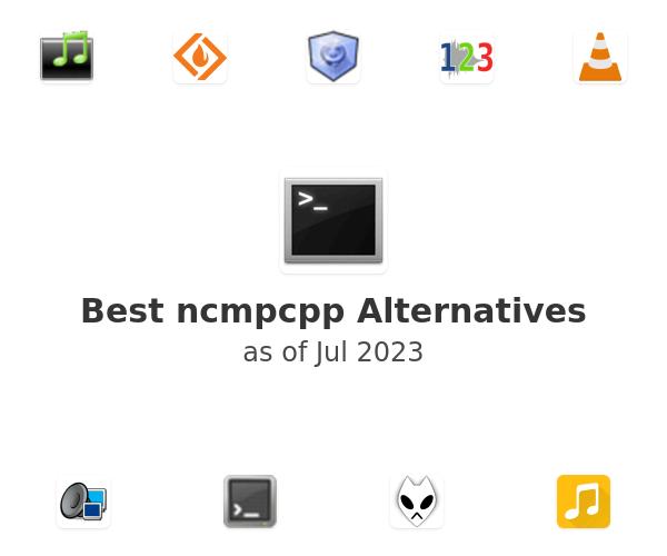 Best ncmpcpp Alternatives