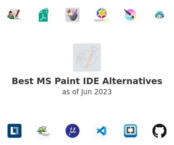 Best MS Paint IDE Alternatives