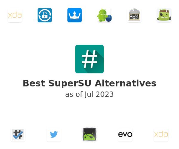 Best SuperSU Alternatives