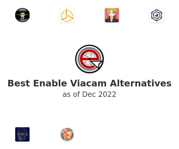 Best Enable Viacam Alternatives