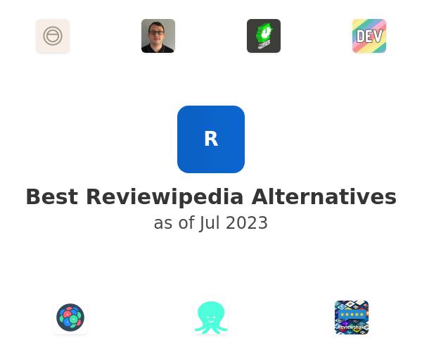 Best Reviewipedia Alternatives