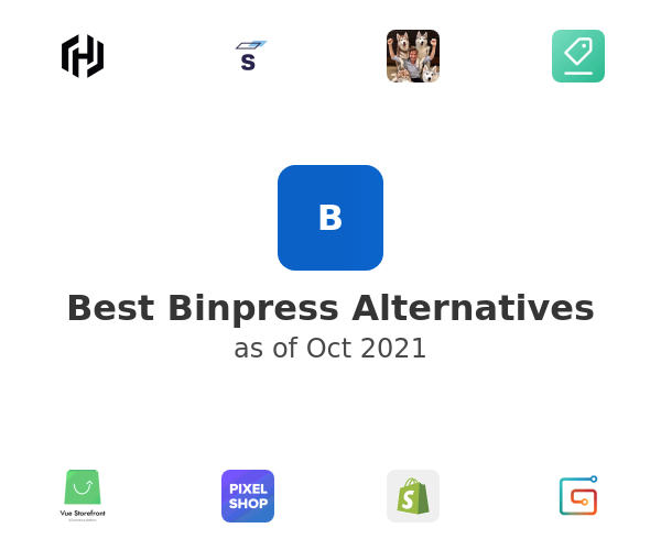 Best Binpress Alternatives