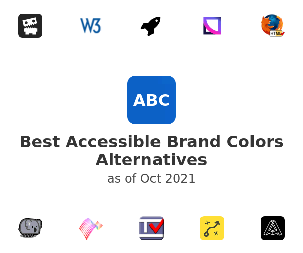 Best Accessible Brand Colors Alternatives