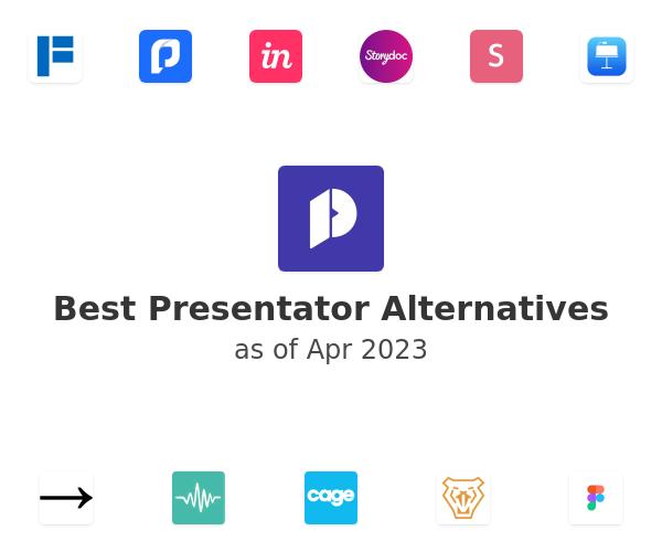 Best Presentator Alternatives