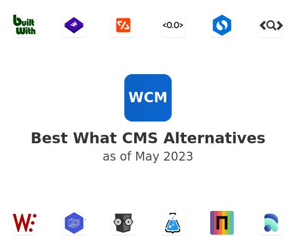Best What CMS Alternatives