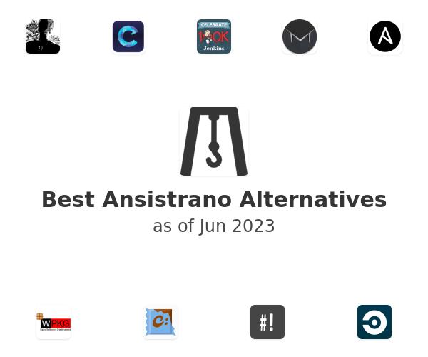 Best Ansistrano Alternatives