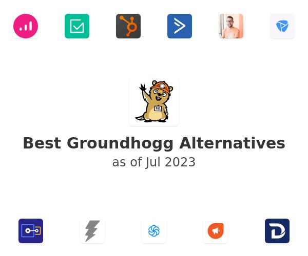Best Groundhogg Alternatives