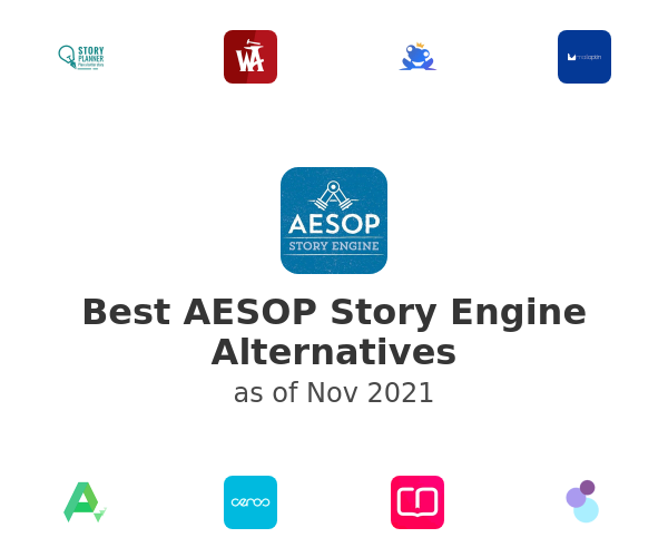 Best AESOP Story Engine Alternatives
