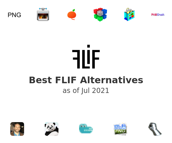 Best FLIF Alternatives