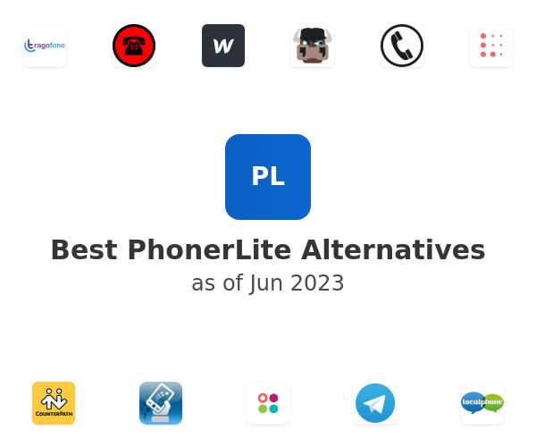 Best PhonerLite Alternatives