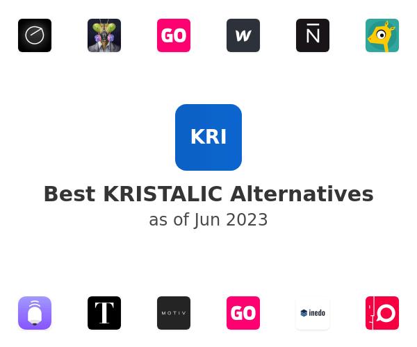 Best KRISTALIC Alternatives