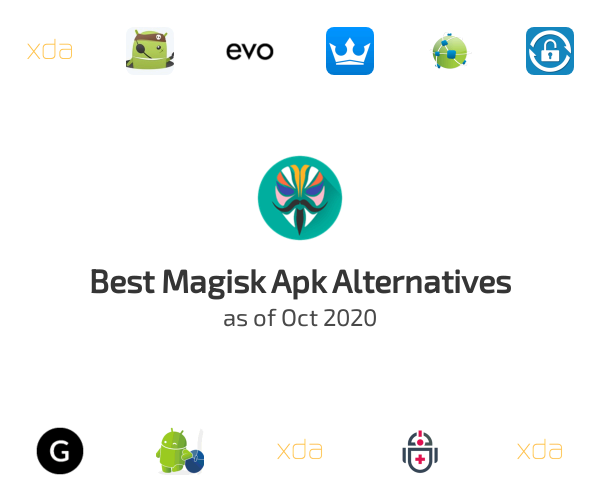 Best Magisk Apk Alternatives