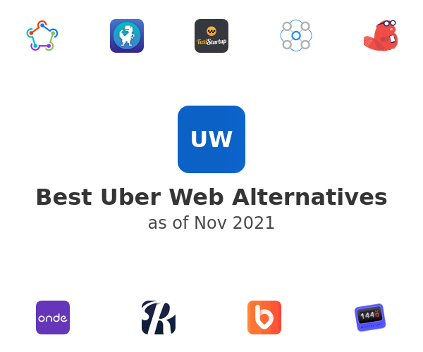 Best Uber Web Alternatives