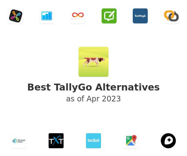 Best TallyGo Alternatives