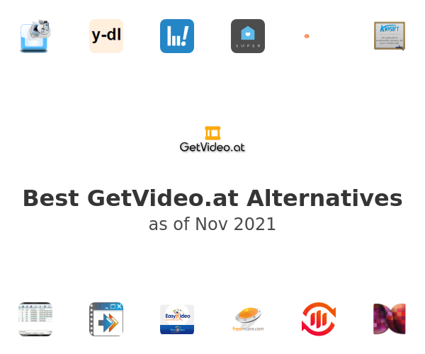 Best GetVideo.at Alternatives