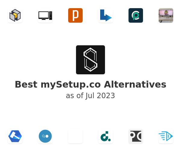 Best mySetup.co Alternatives